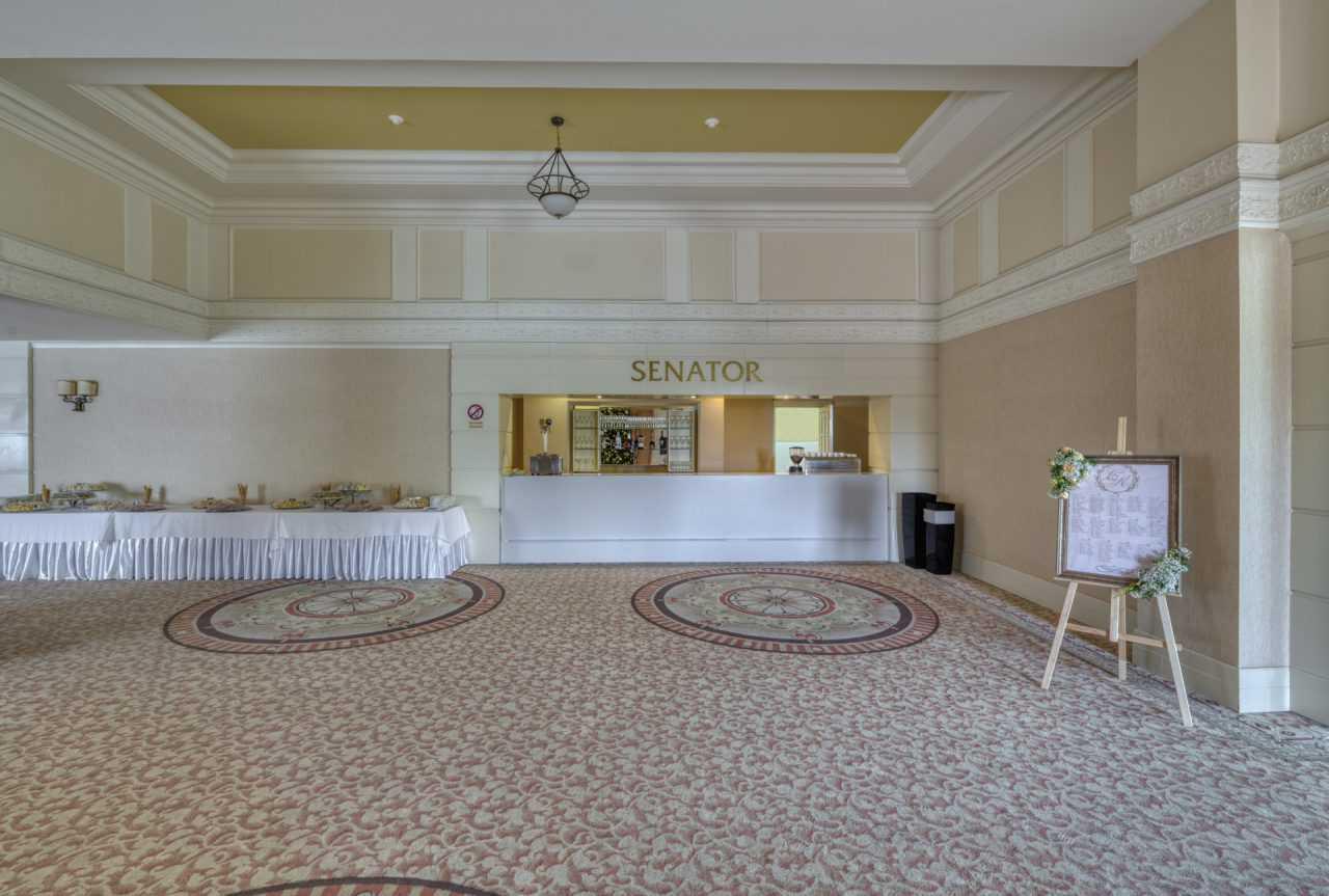 Конференц зал для официальных встреч в отеле Риксос Прикарпатье