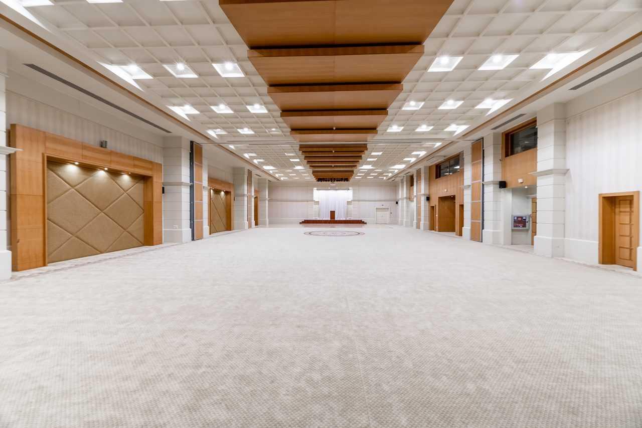 Конференц зал Сенатор в отеле Риксос Прикарпатье