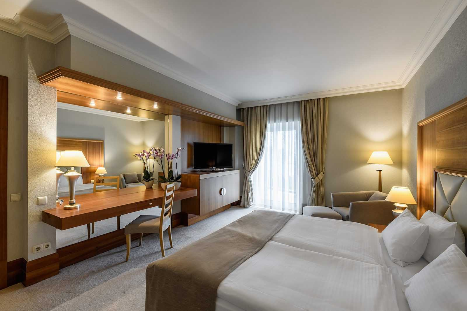 Single room, hotel Rixos