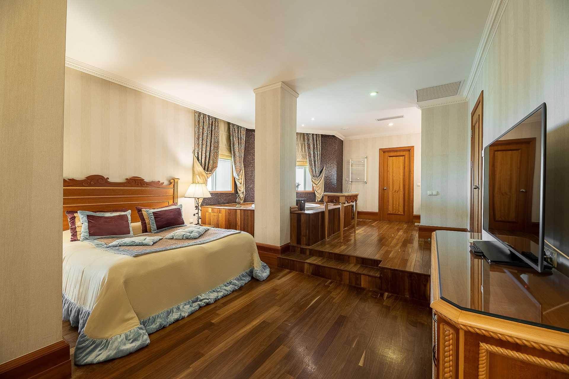 Чотирьохмістний номер, Апартаменти, готель Ріксос Прикарпаття