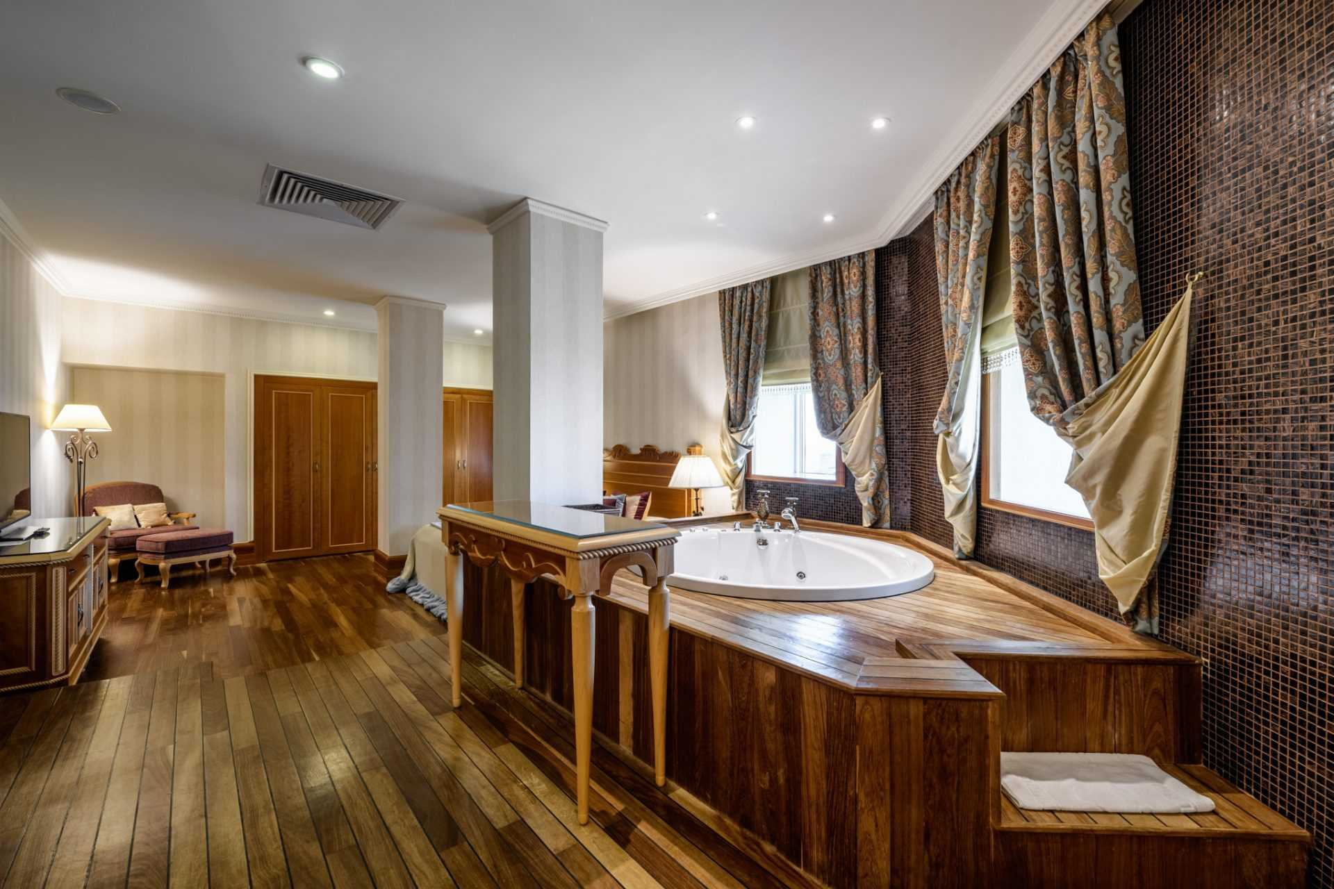 Room Apartment, Hotel Rixos Prykarpattya
