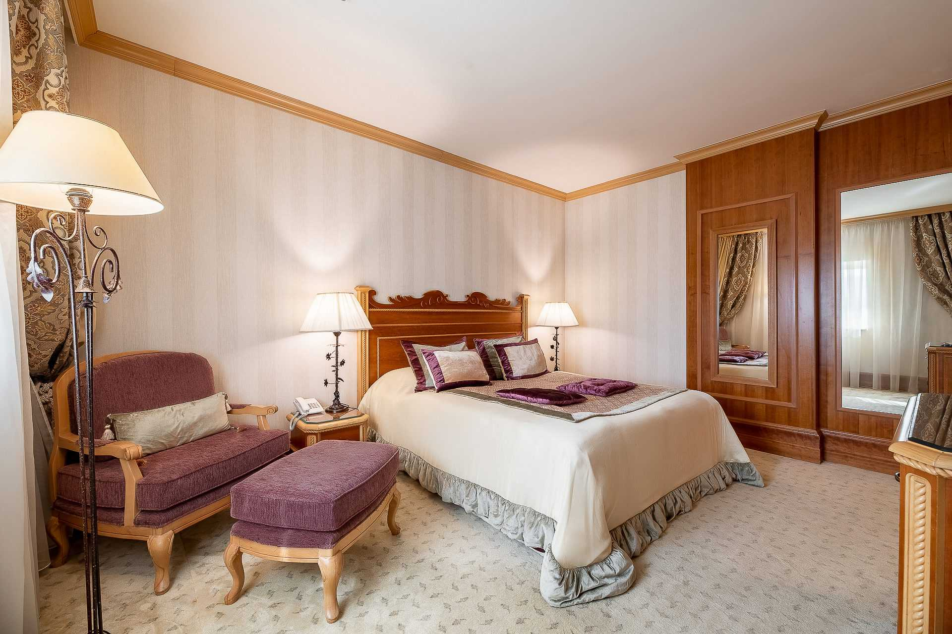 Room for 4 persons,Apartment, hotel Rixos Prykarpattya
