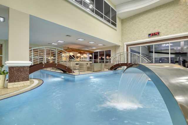 SPA відпочинок у готелі Ріксос