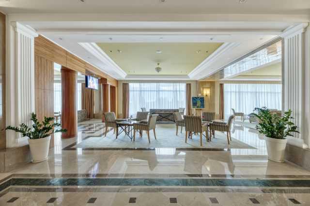 Отельный комплекс Риксос