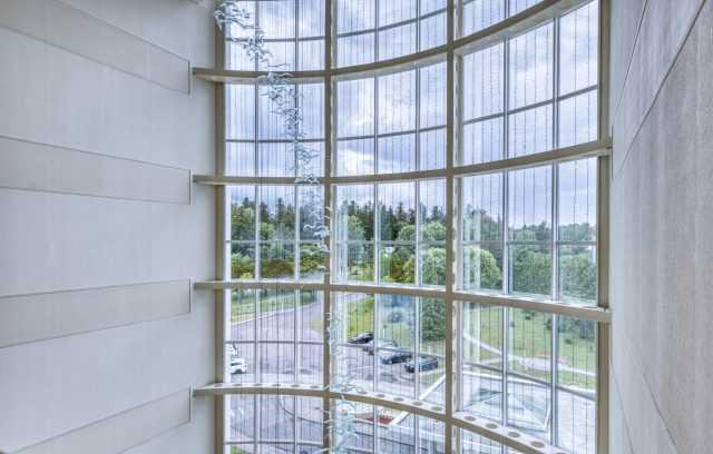 Вид з готельного комплексу Ріксос