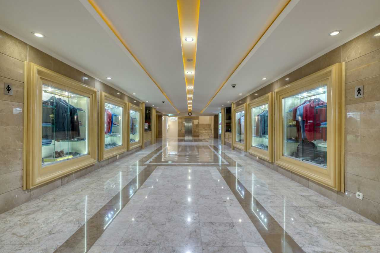 Shop at the hotel Rixos