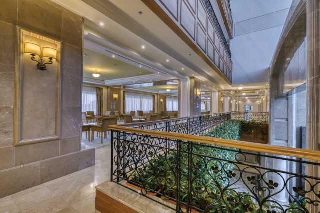 hotel complex Rixos