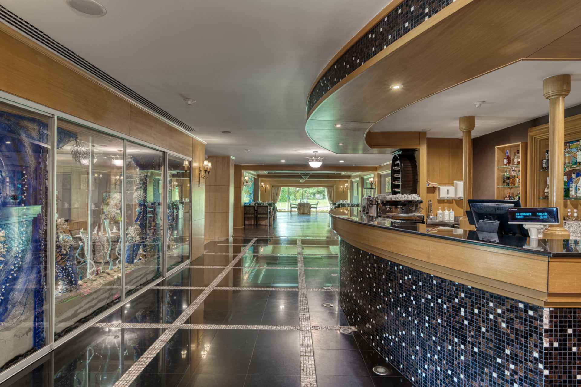 Ресторани та бари, готель Ріксос Прикарпаття