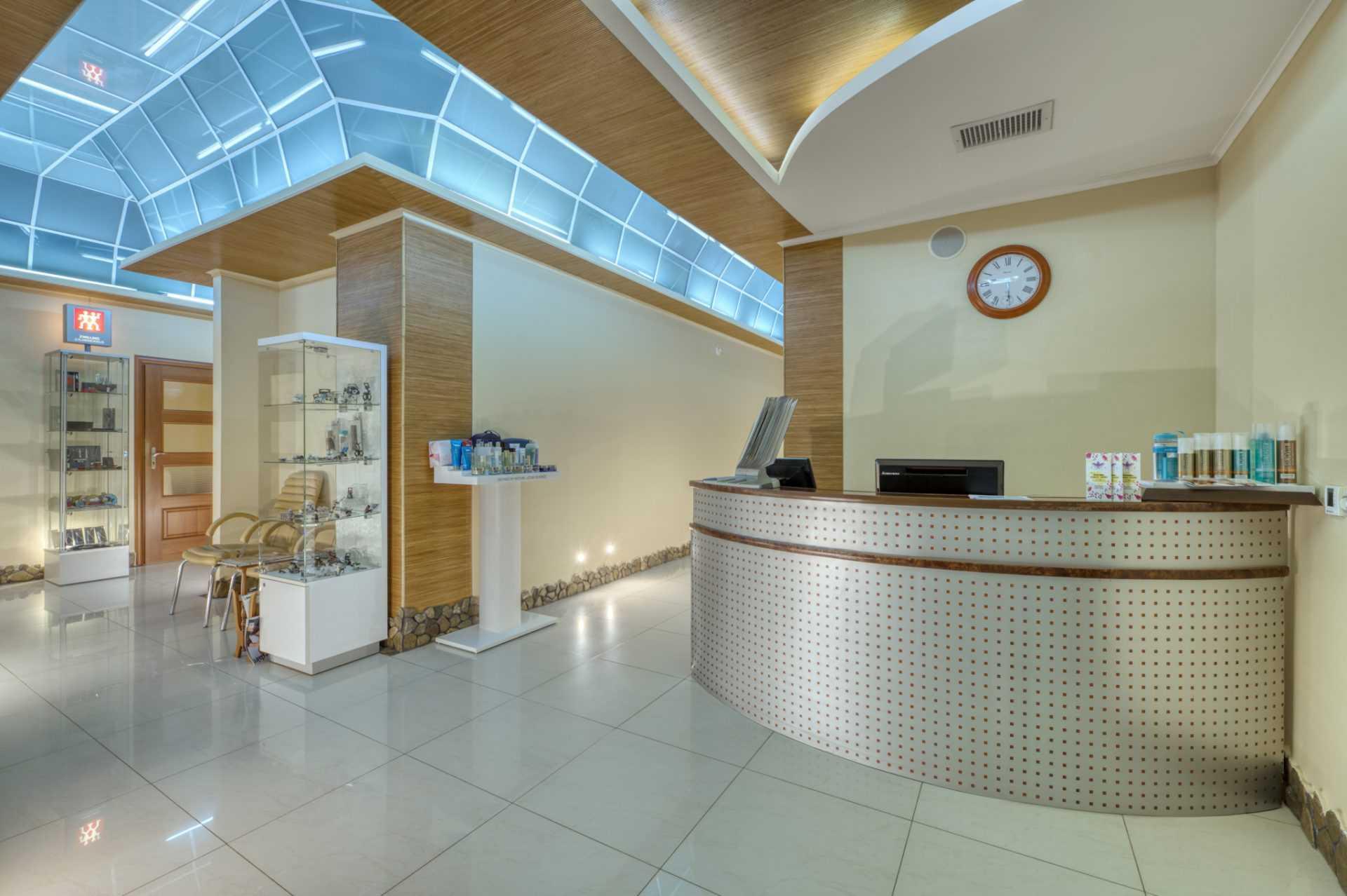 Парикхмахерская в отеле Риксос Прикарпатье