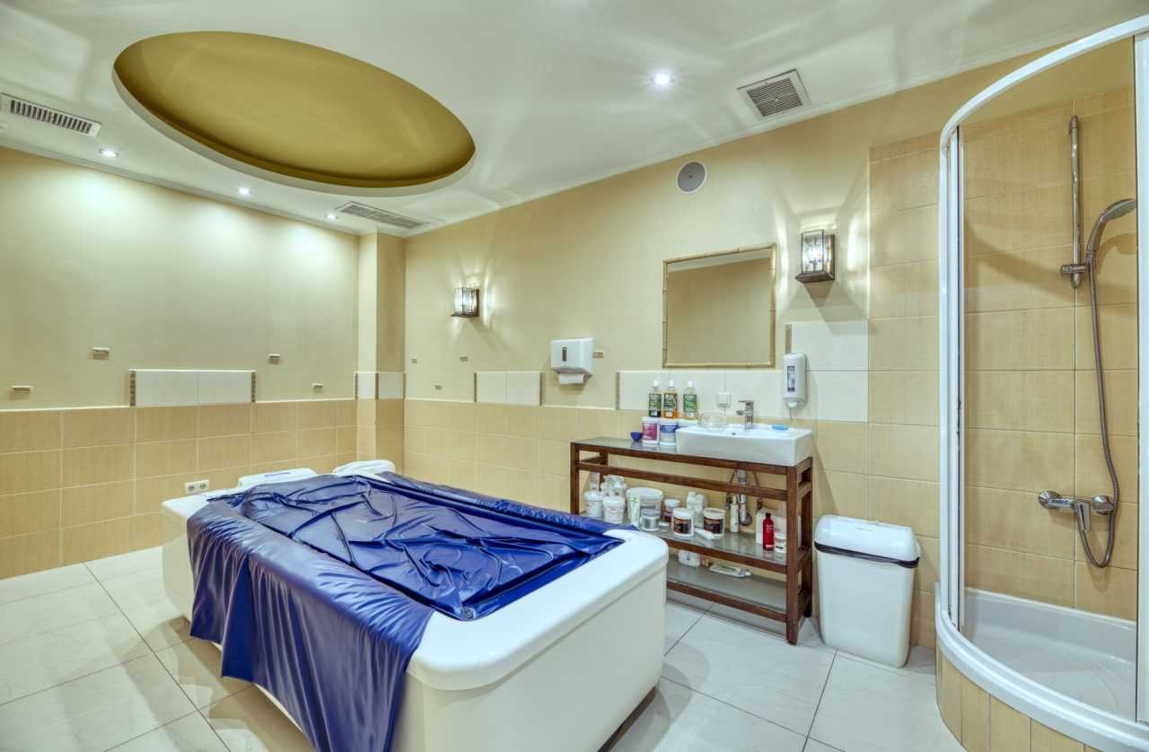 Салон красоты, отель Риксос Прикарпатье