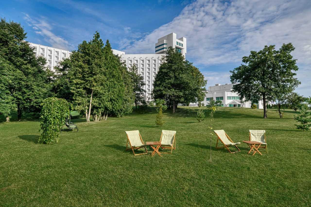 відпочинок в парку, готель Ріксос