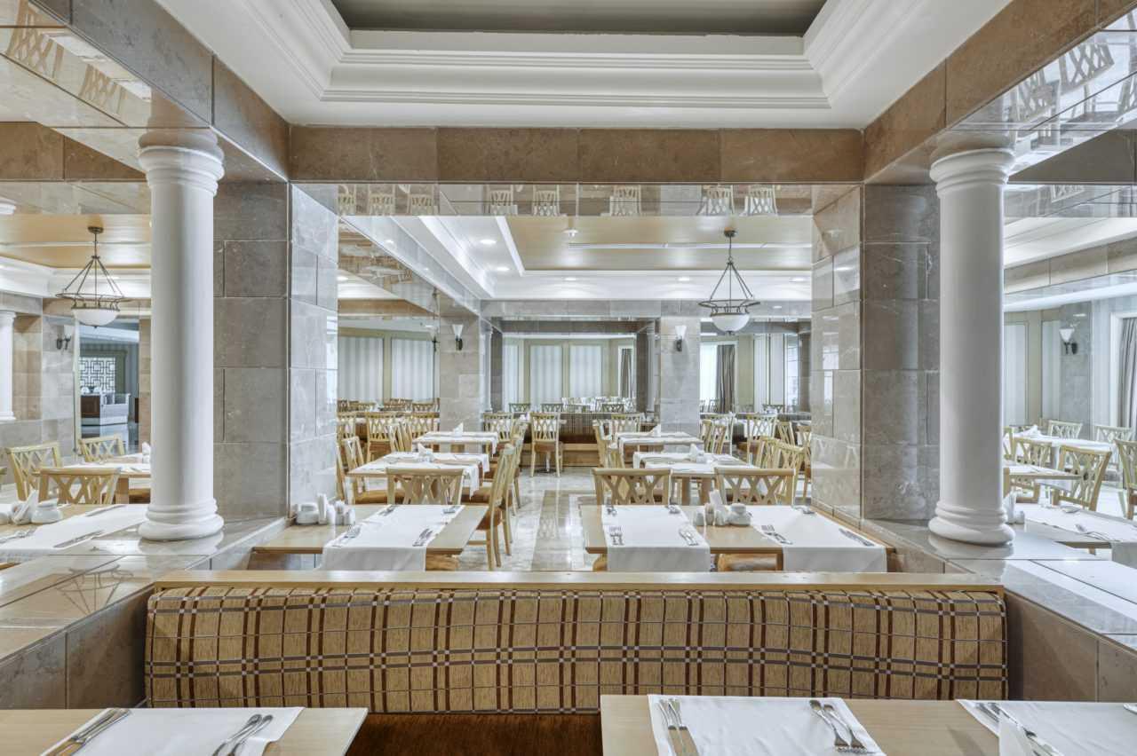 Restaurants and bars, Rixos Prykarpattya