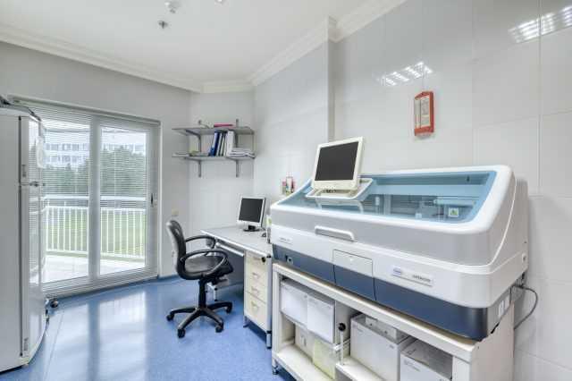 Центр диагностики, Медицинский центр Риксос