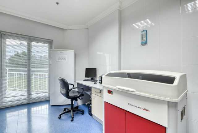 Центр діагностики, Медичний центр Ріксос