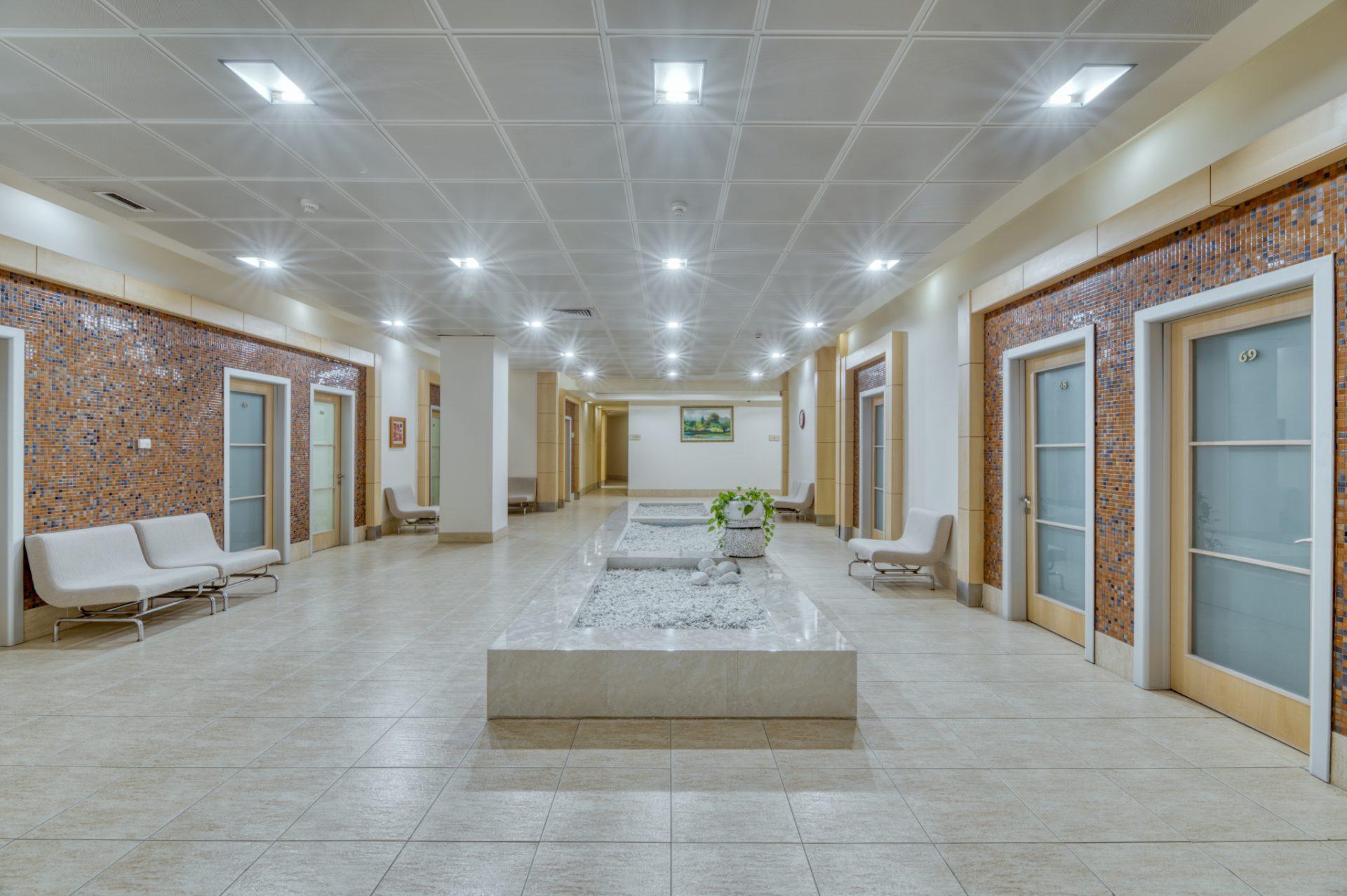 Медицинский центр, отель Риксос, Украина