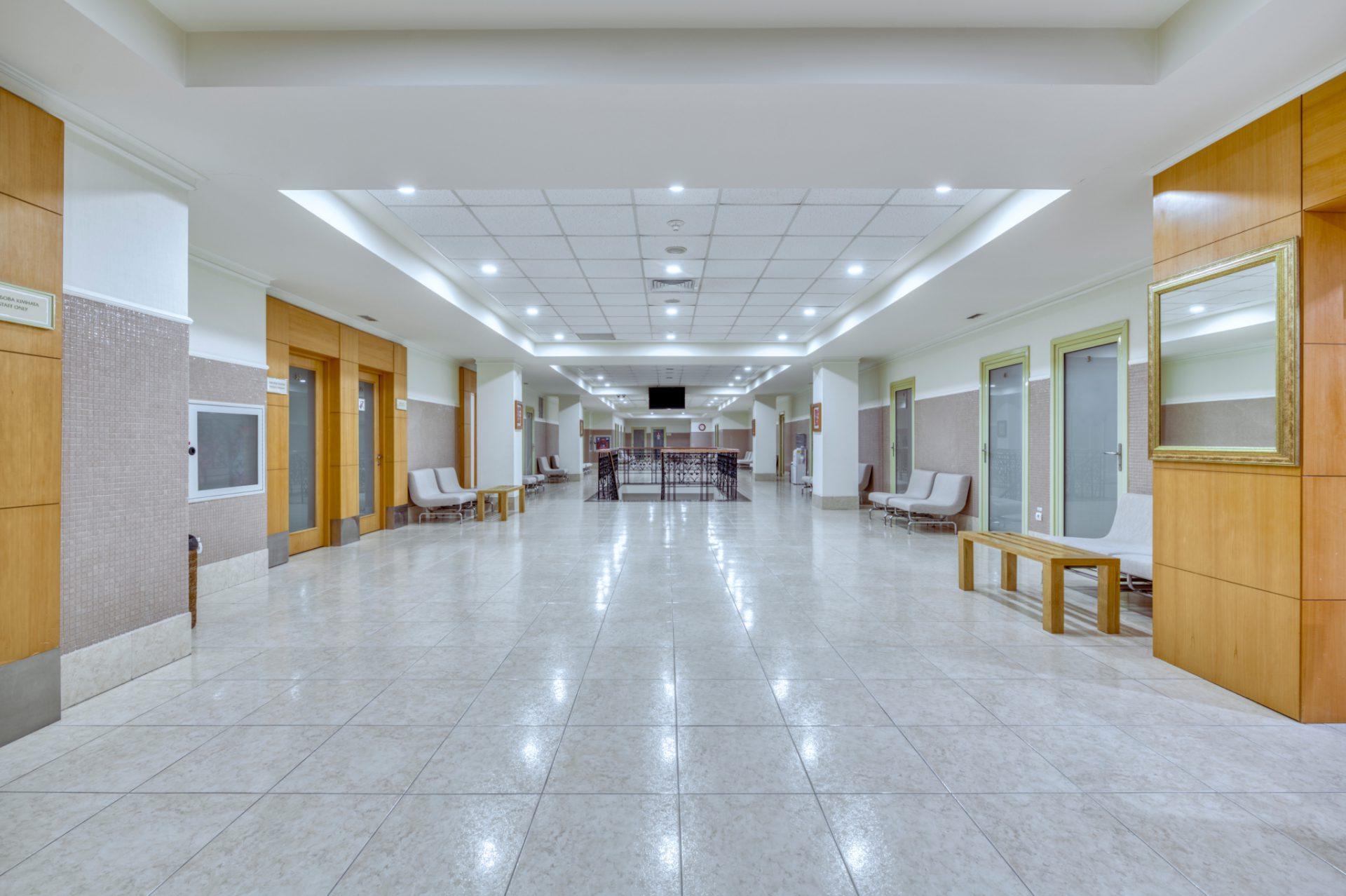 Приймальня в медичному центрі Ріксос