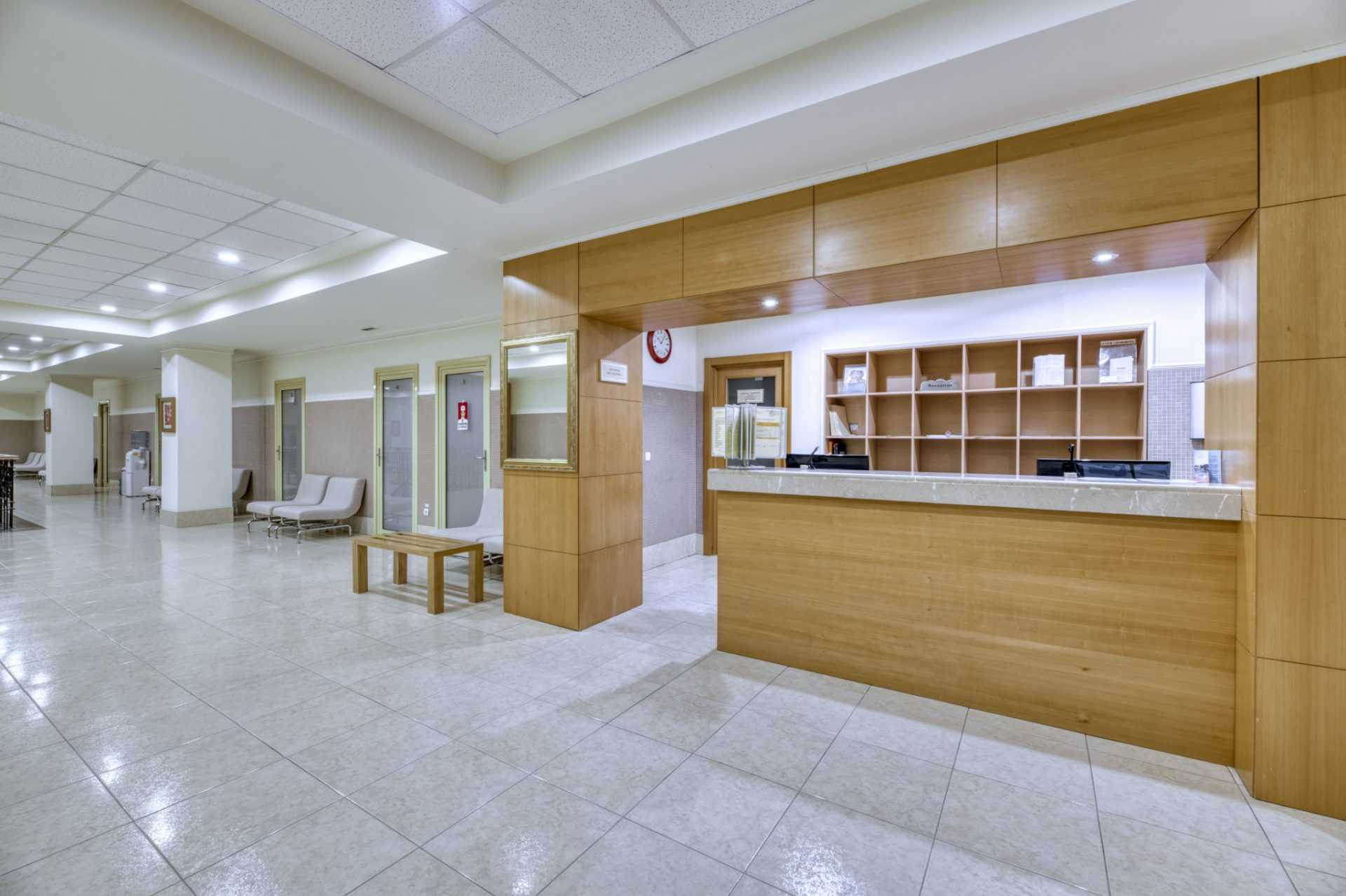 Medical center, hotel Rixos, Ukraine