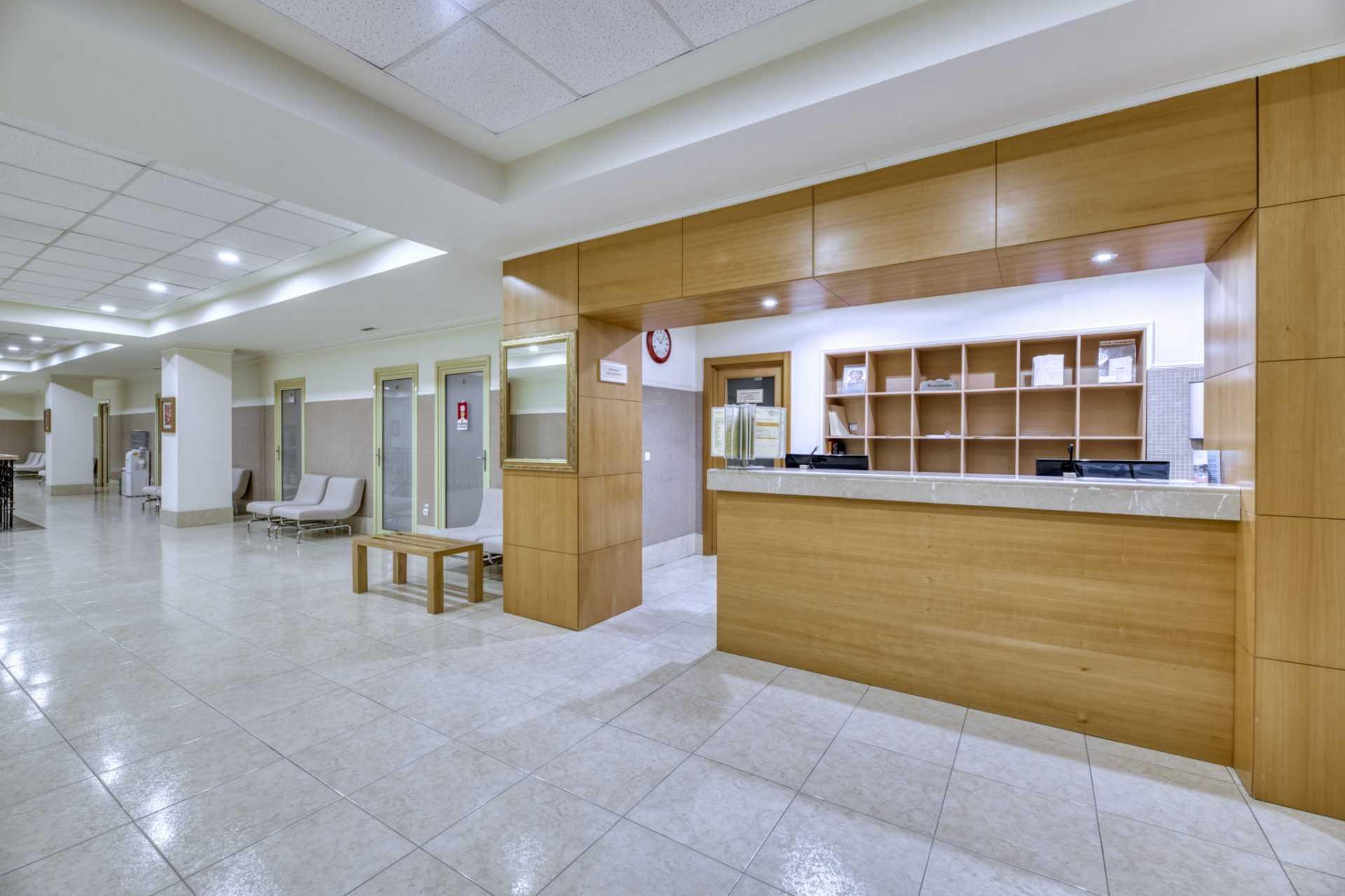 Medical center, hotel Rixos, Ukraine