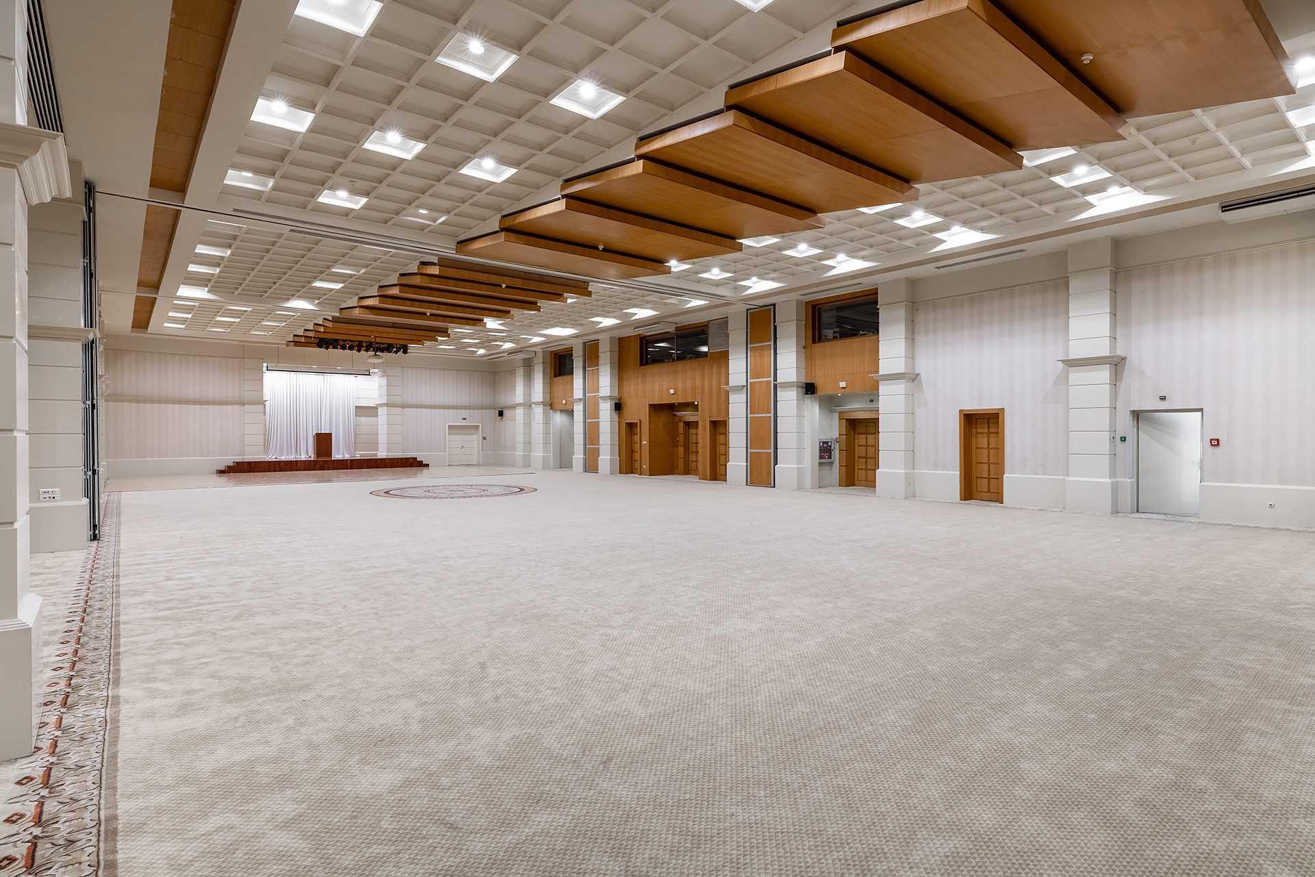 conference hall, hotel Rixos Prykarpattya