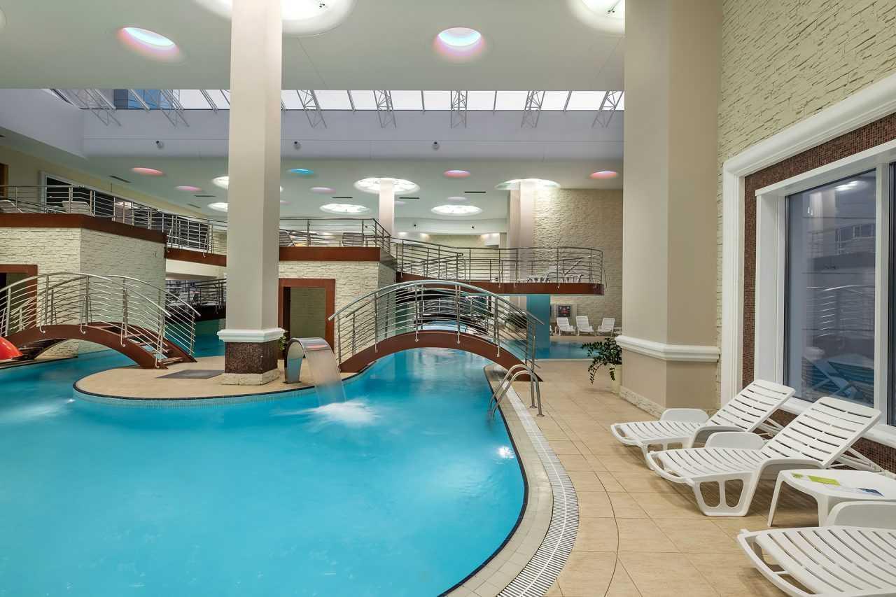 Відпочинок в готелі Ріксос