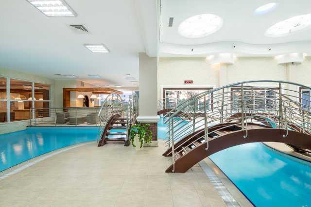 SPA отдых в отеле Rixos