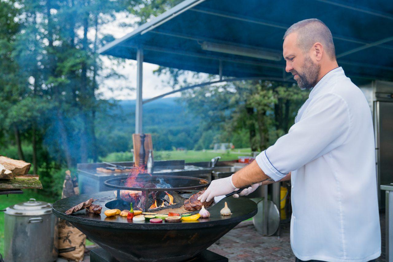 Приготовление блюда, Риксос Прикарпатье