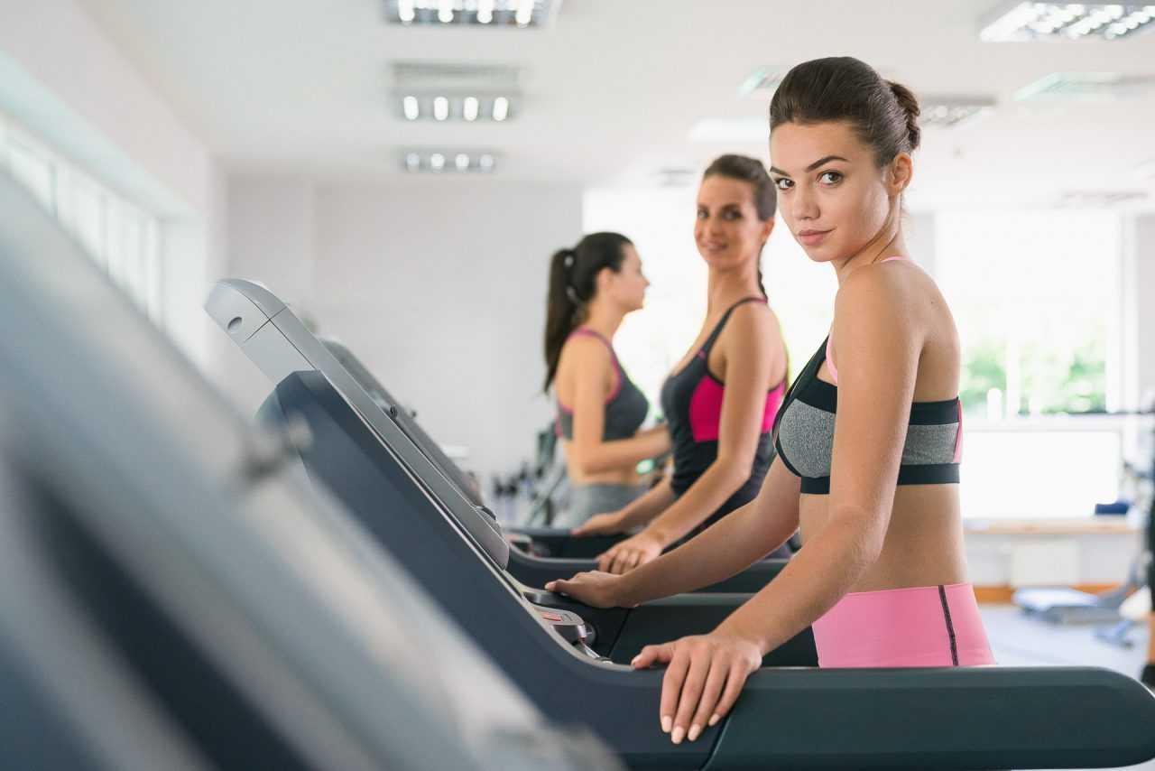 Fitness, hotel Rixos