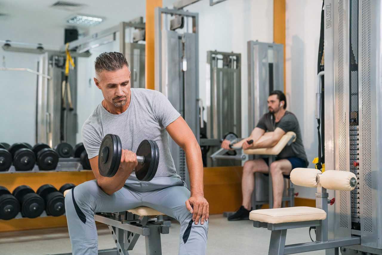 Gym, hotel Rixos