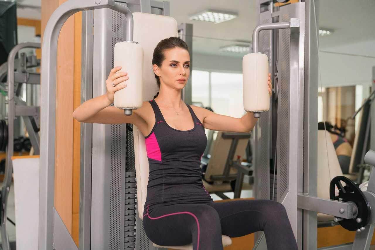 Фитнес для женщин, отель Риксос