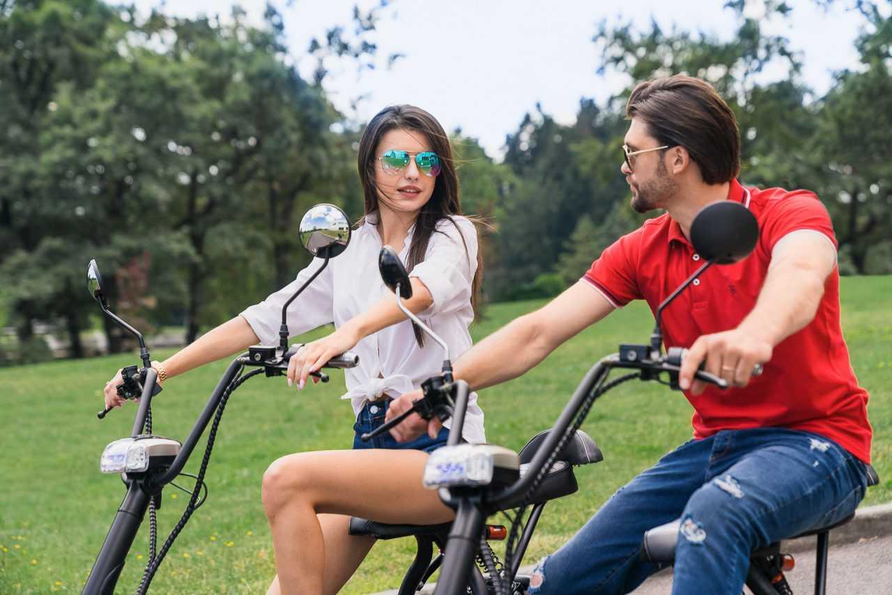 Прогулка на скутерах, Риксос Прикарпатье