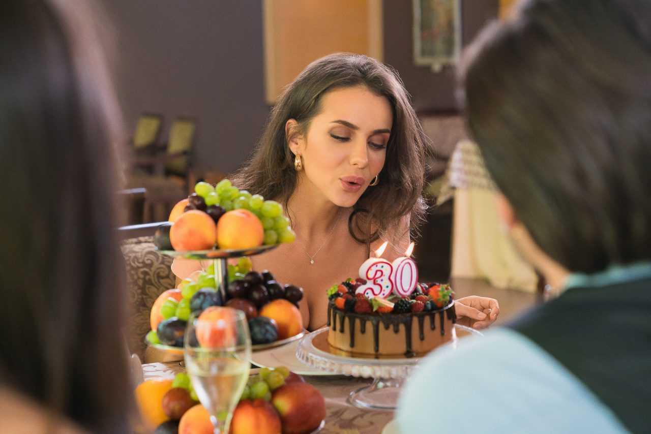 celebrate happy birthday in the hotel Rixos