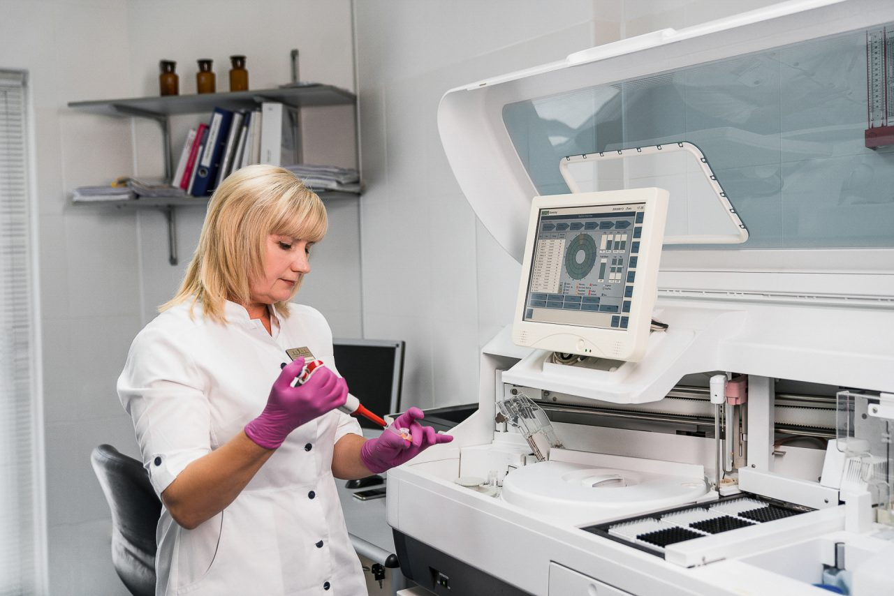 Comprehensive body diagnostics, Rixos Medical Center
