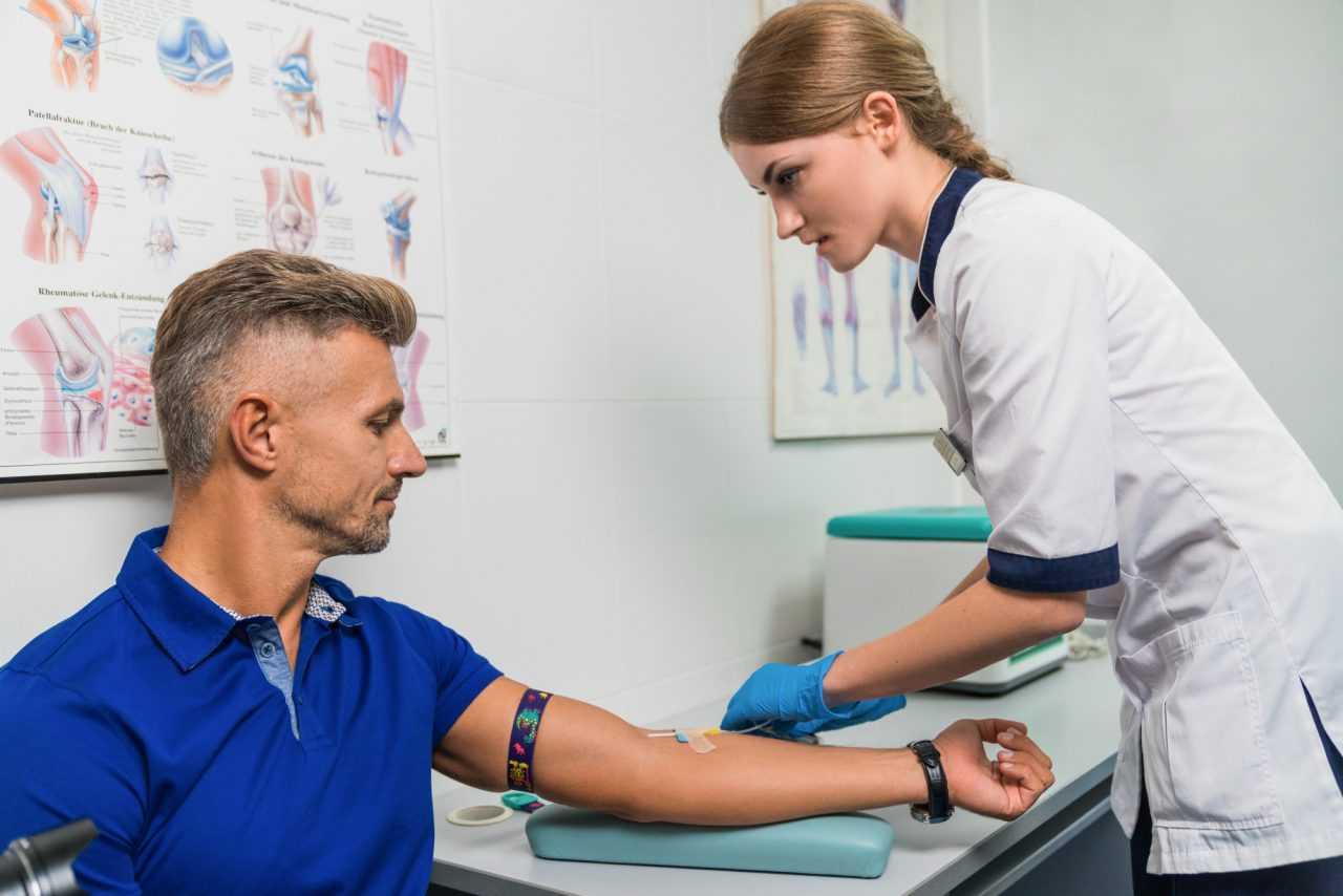 Patient of medical center Rixos