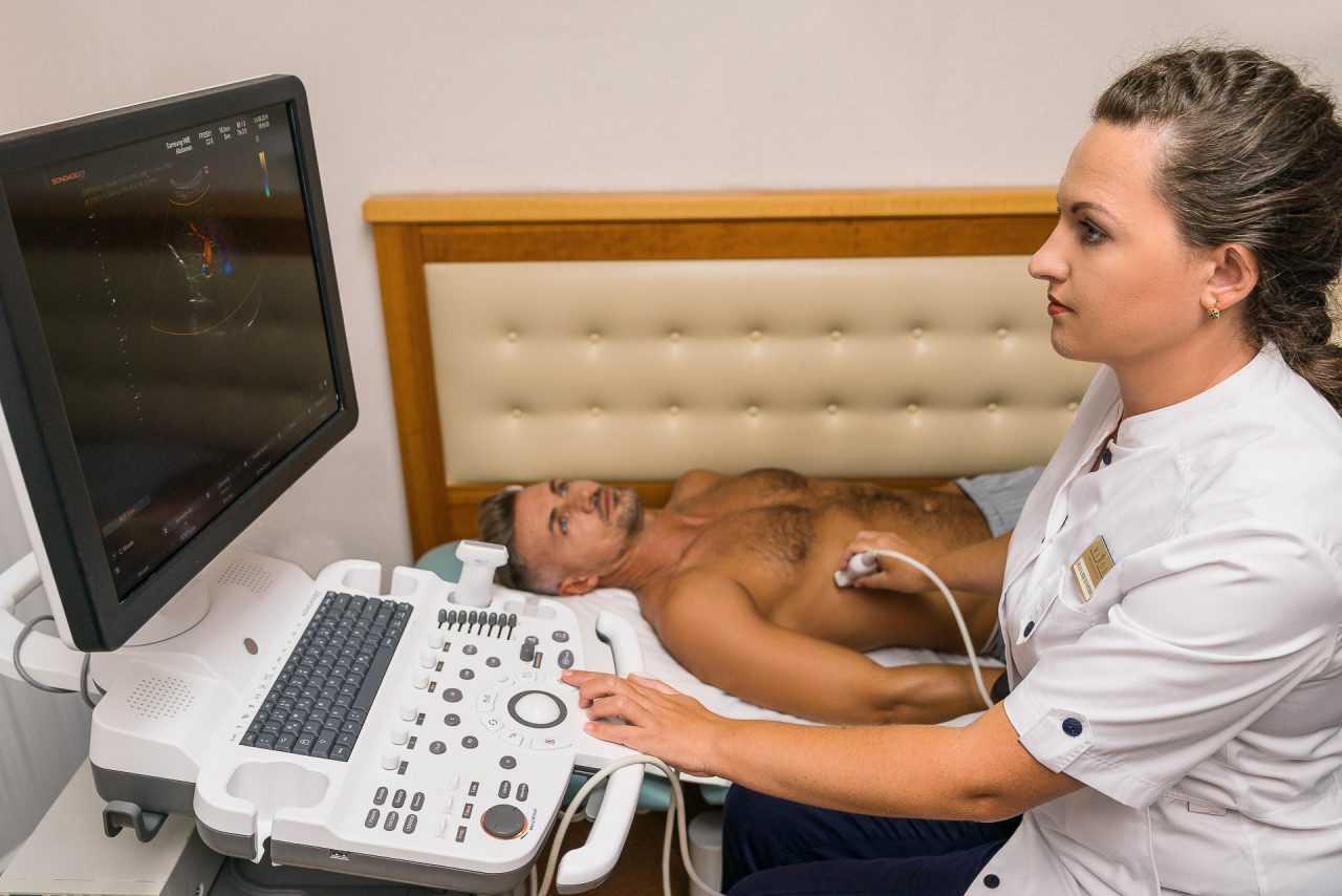 Комплексная диагностика организма, медицинский центр Rixos