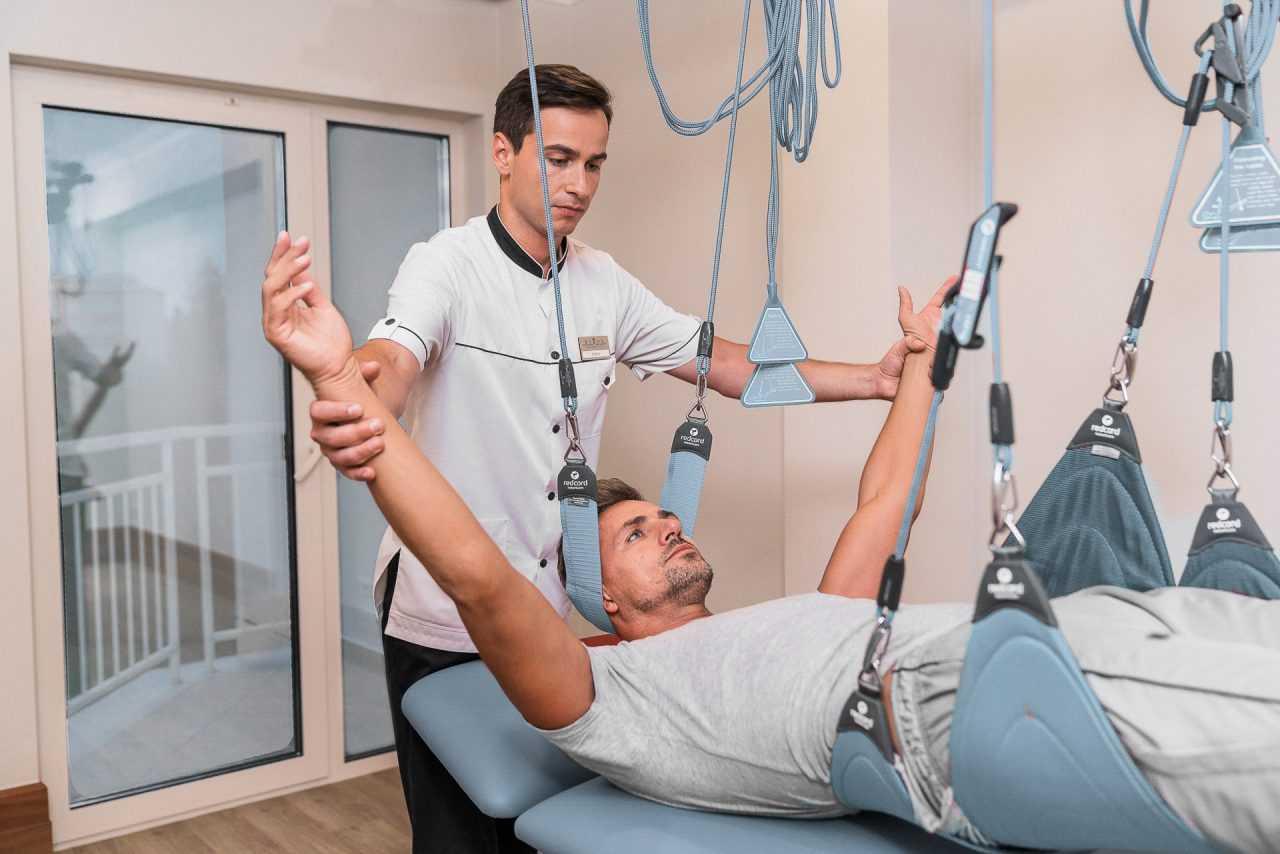 Реабілітація організму, медичний центр Rixos