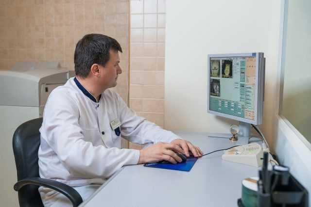 Компютерна діагностика в медичному центрі Rixos