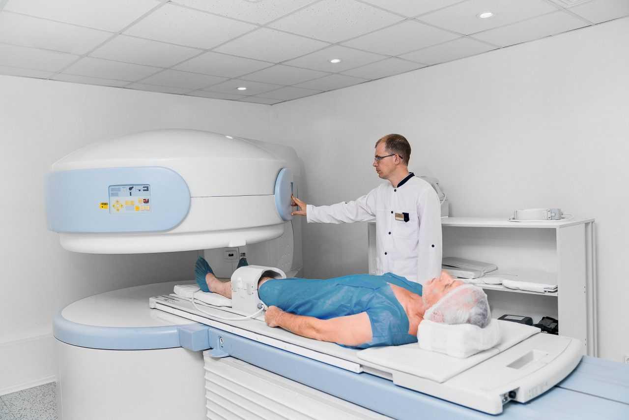 Сучасна медицина в медичному центрі Ріксос