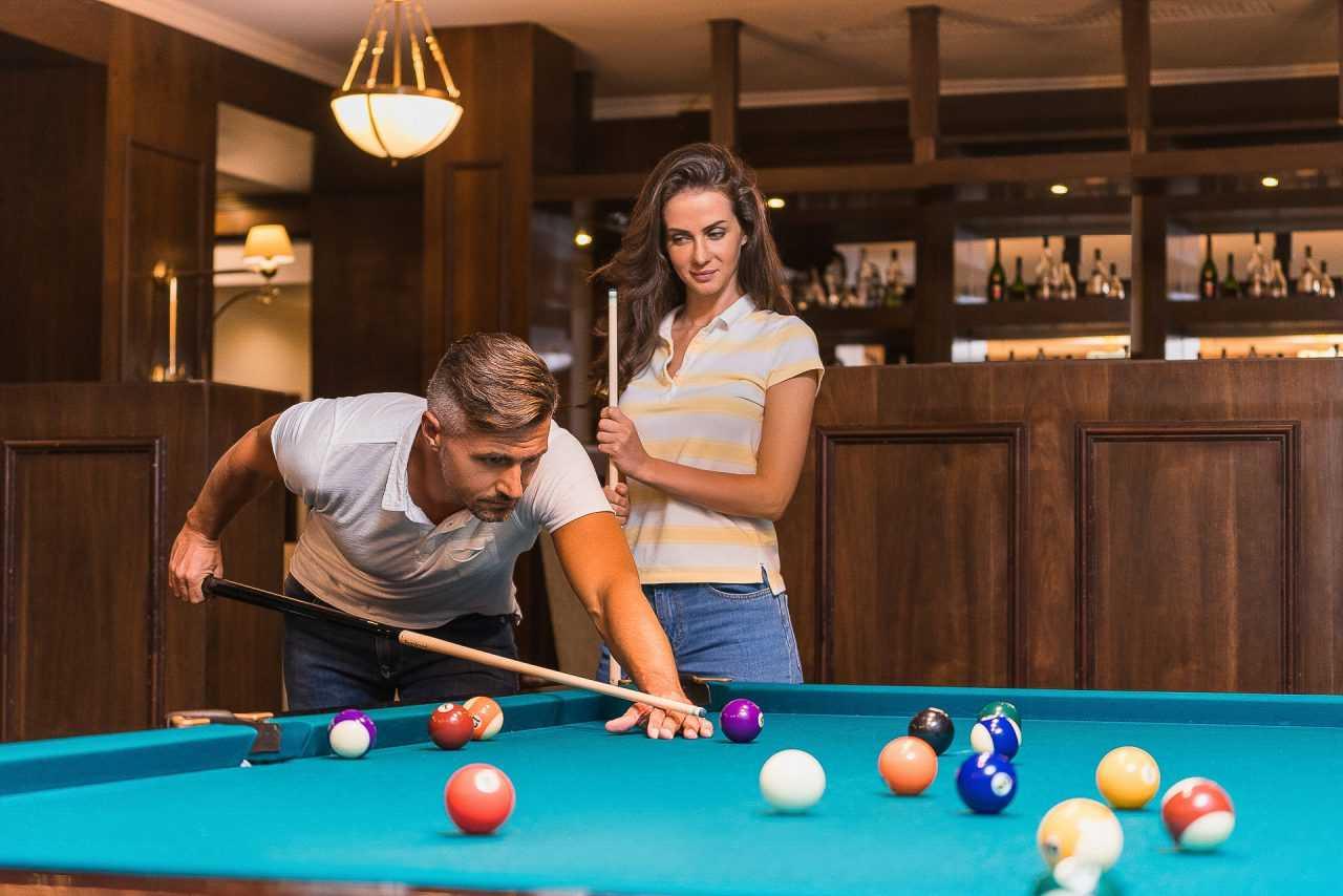 American billiard, hotel Rixos