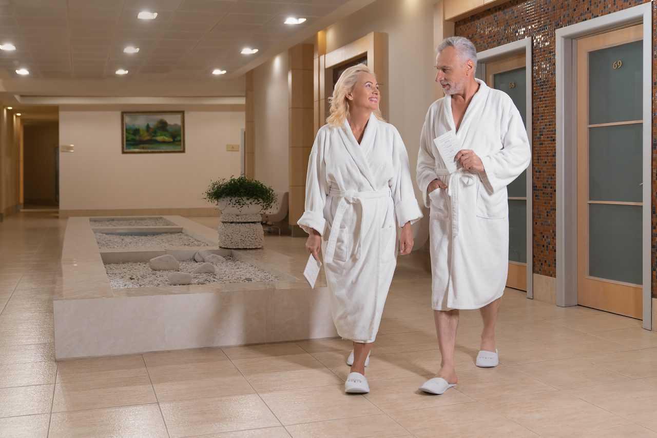 Програма Майер терапії, готель Ріксос
