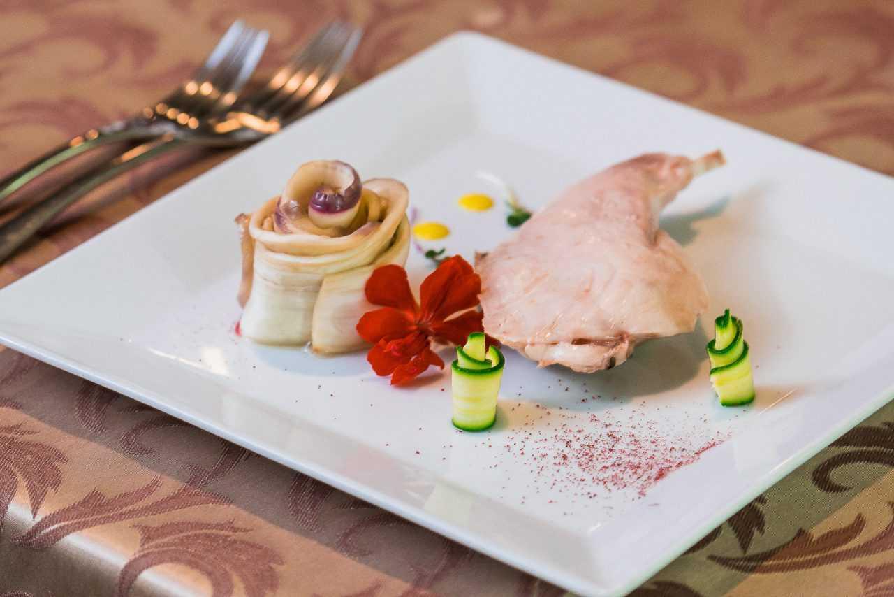 Індивідуальна дієта по Майеру, готель Ріксос