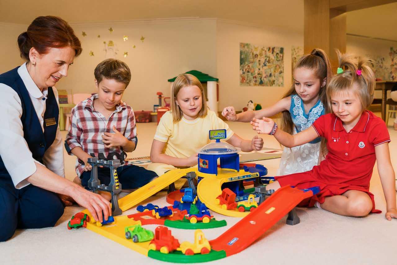 Развлечения для детей, Риксос Прикарпатье