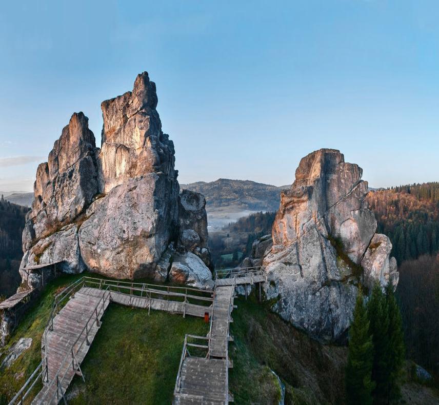 крепость Тустань