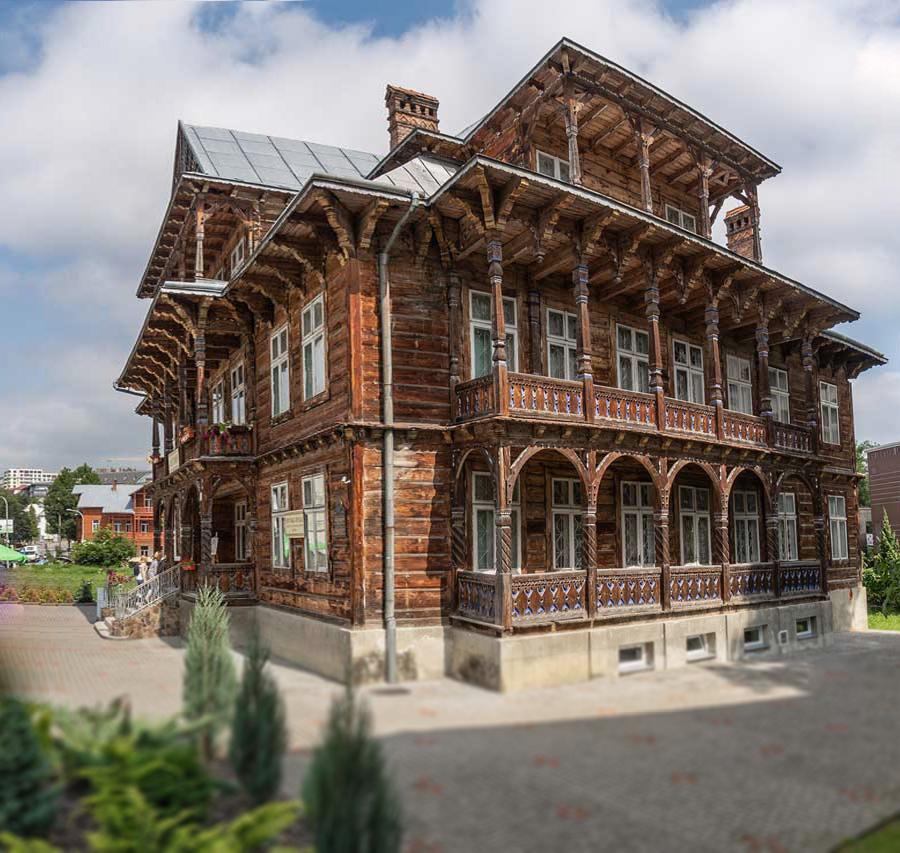 музей им Биласа Трускавец