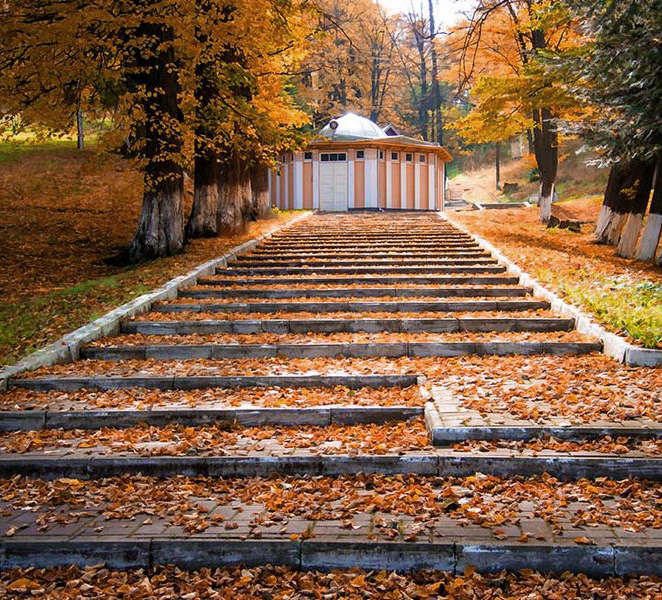 Парк Адамовка (Курортный парк)