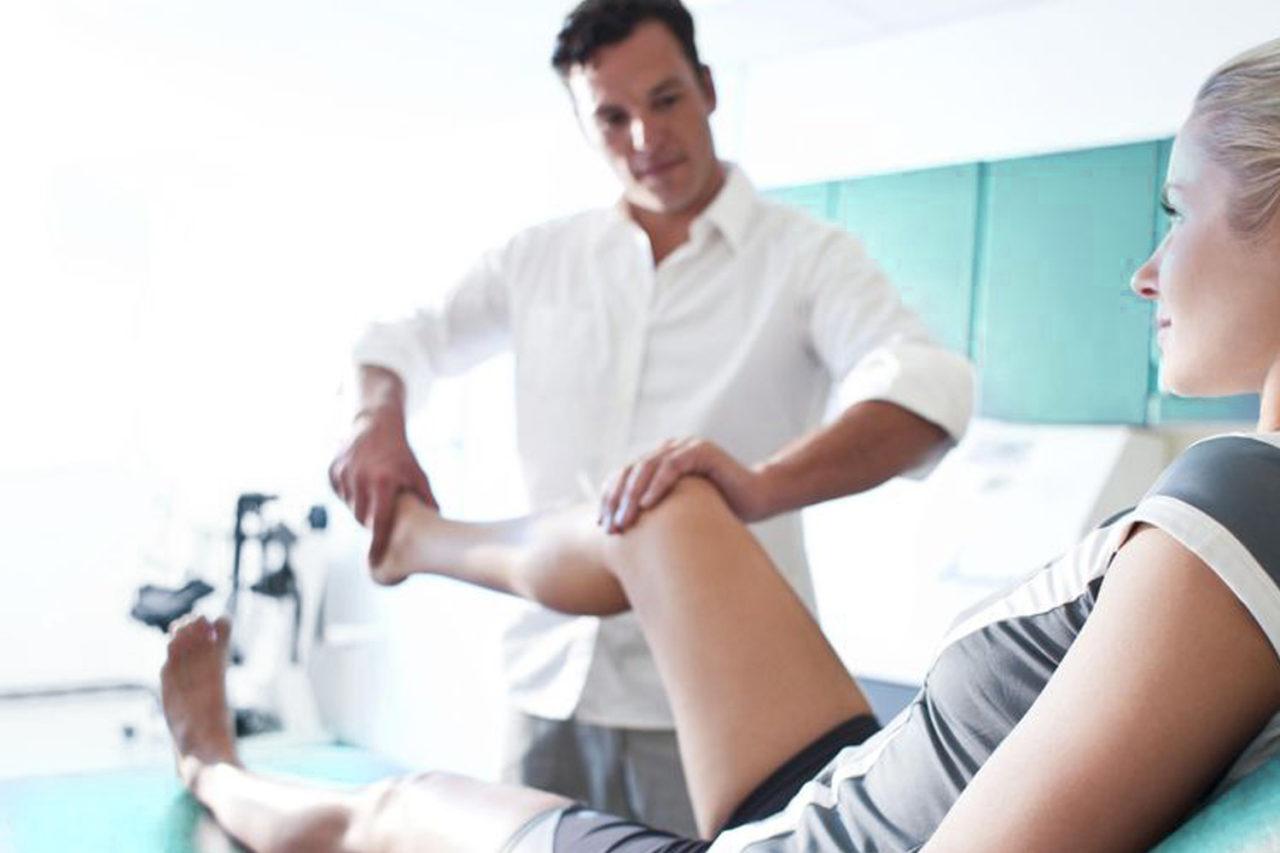 Восстановление после перелома ноги