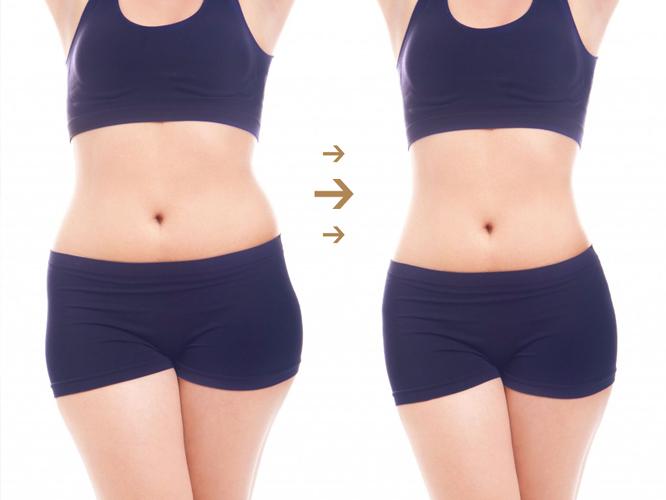 похудение до и после майера