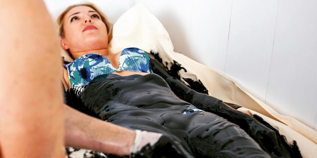Грязелечение, лечение грязями