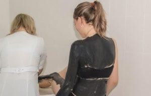 грязелечение кожи