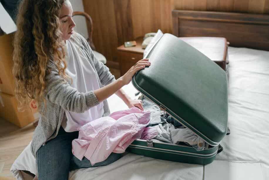 Женский гардероб для санатория